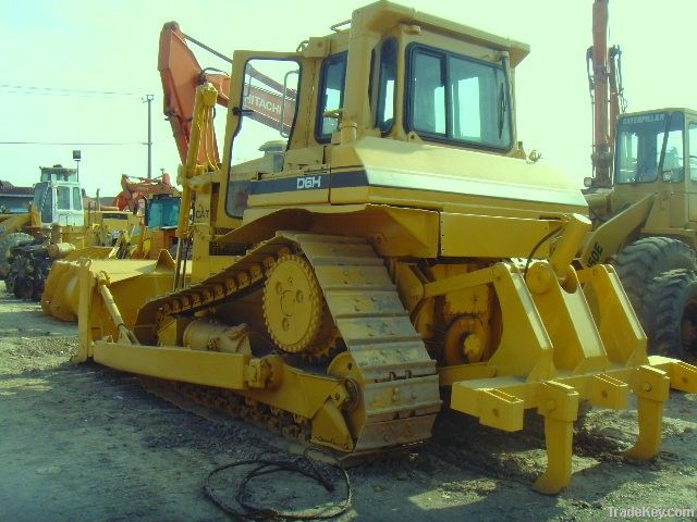 Used CAT Bulldozers (D6H)