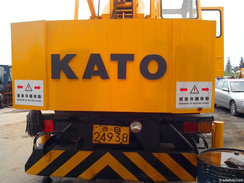 Used Truck Crane (KATO NK-250E)