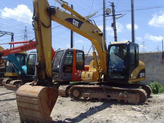 Used CAT 312C Excavator