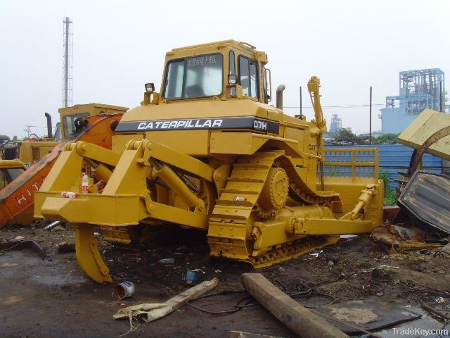 Used CAT D7H Bulldozer