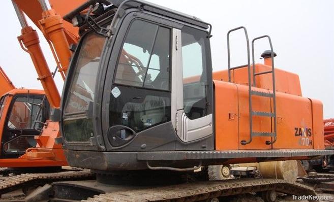 Used HITACHI ZX470 Excavator
