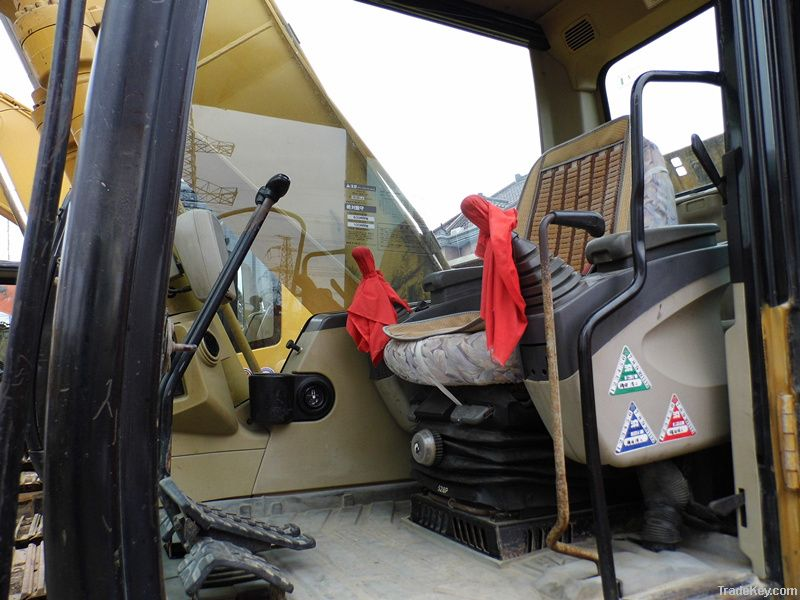 Used CAT 320C Excavator