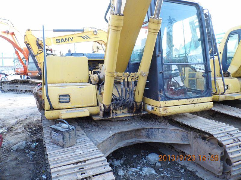 Used KOMATSU PC120-6 Excavator
