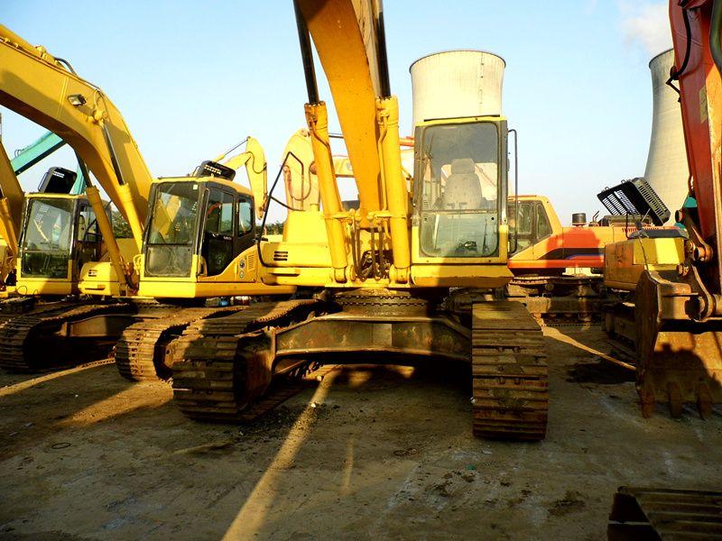 Used KOMATSU PC450-7 Excavator for sale
