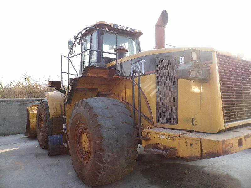 Used CAT 980G Wheel loader for sale