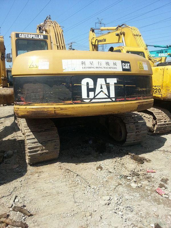Used CAT 320C Excavator sale china CATERPILLAR 320C Excavator used