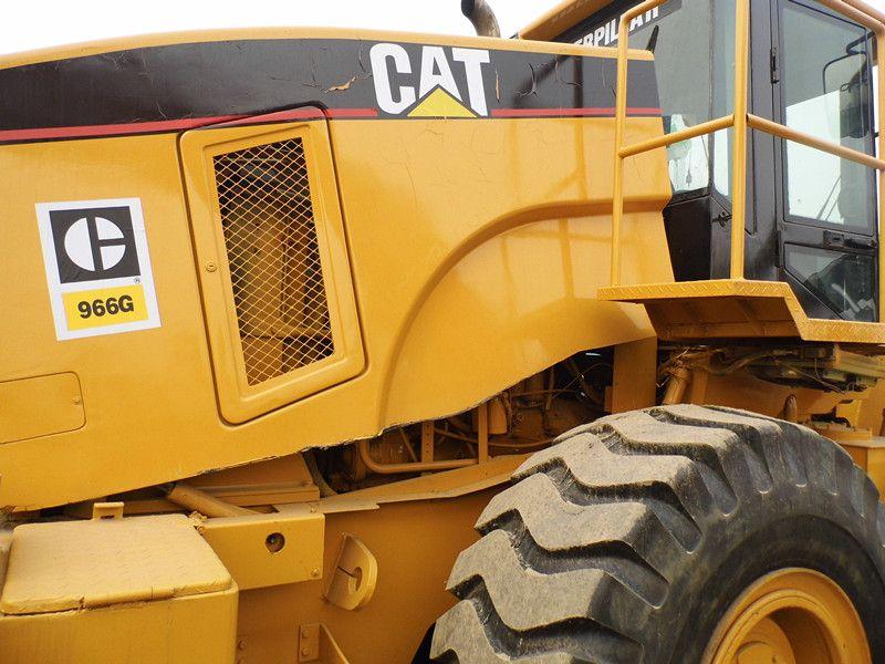 Used CAT 966G Wheel loader sale  made in japan CATERPILLAR Wheel Loader 966G