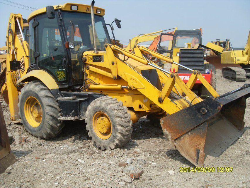 Used JCB 3CX Backhoe loader for sale