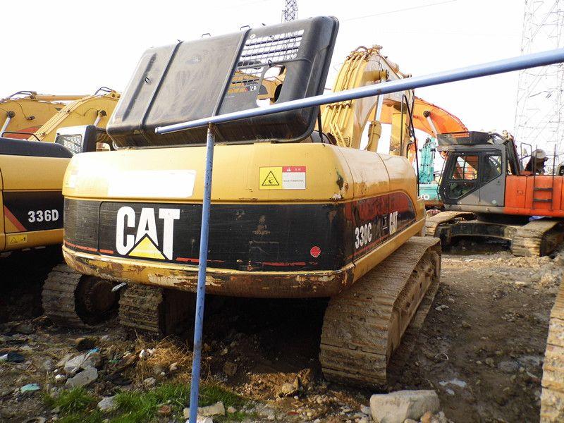 Used CAT 330C Excavator for sale made in japan CATERPILLAR Excavator 330C