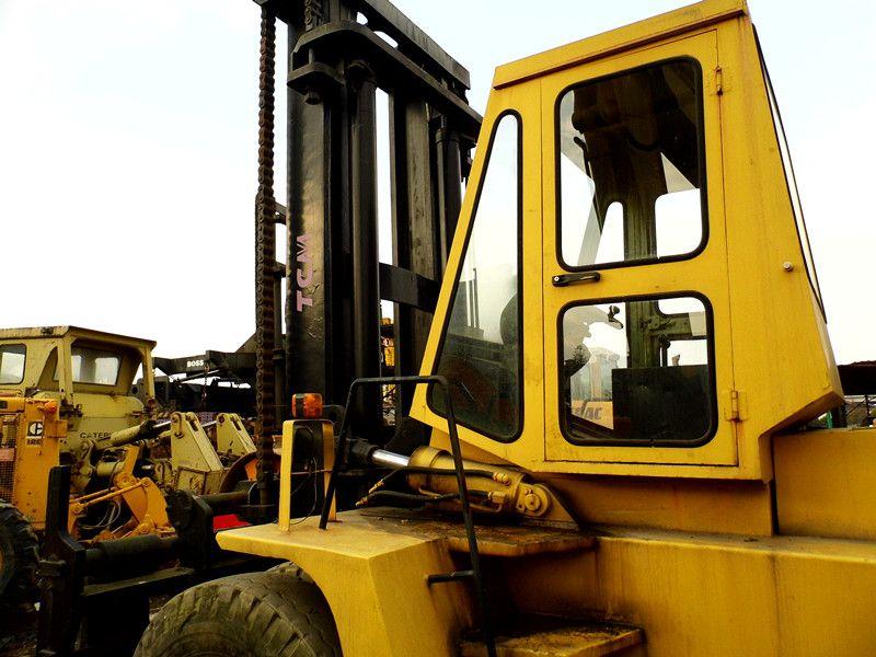 Used TCM FD200 Forklfit for sale Tcm 20t forklift for sale