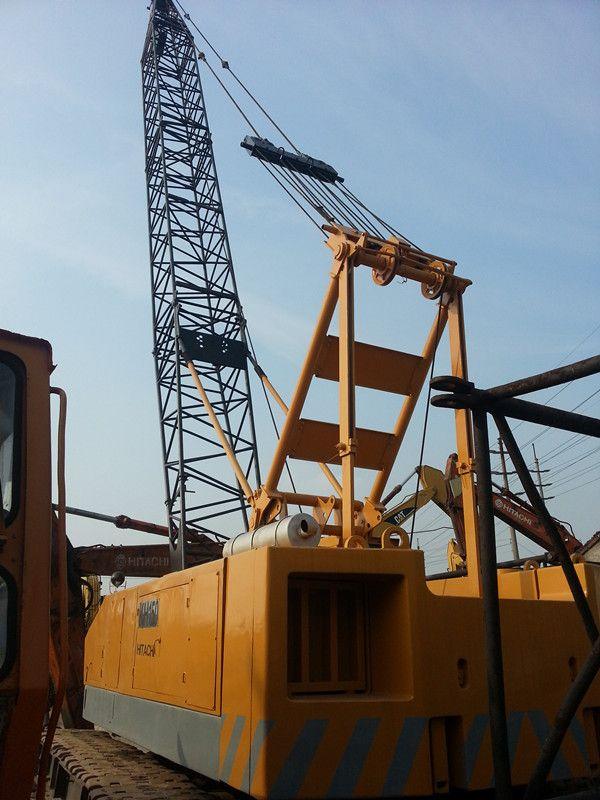 Used HITACHI KH150 Crawler crane for sale china 40t