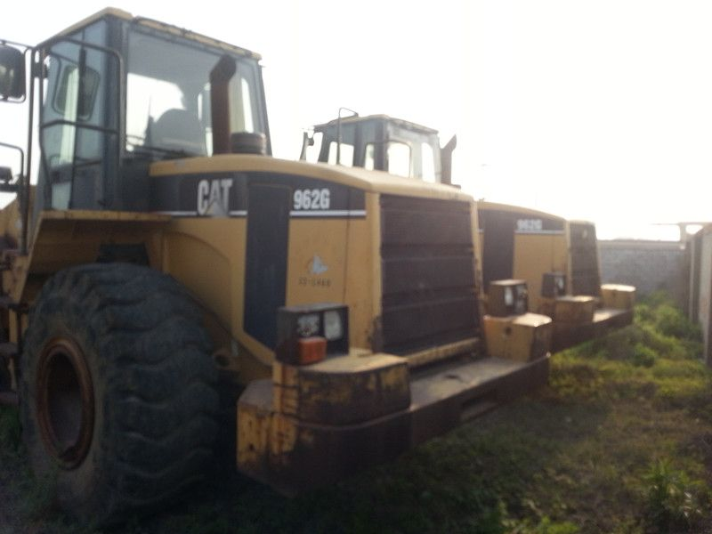 Used CAT 962G Wheel loader for sale Made in Japan