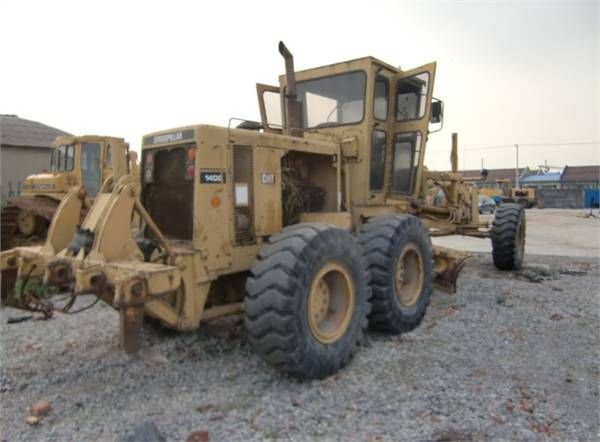 Used CAT Motor grader 140G For sale Made in USA