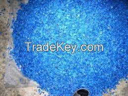 HDPE Blue Drum Baled Scrap, HDPE Drums Regrind/HDPE Blue Drums Flakes/HDPE Drums Scrap