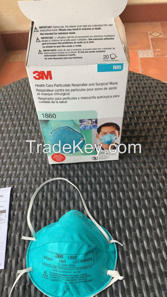 3M 1860/ 8210 N95 Face Mask / 3M