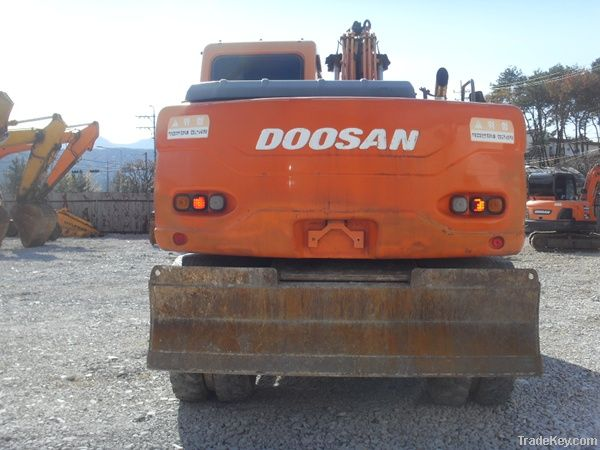 Doosan DX140W, 2006, Machinery Korea