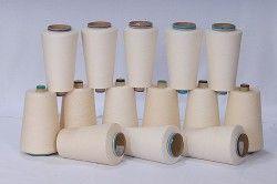 100% cotton card for weaving, knitting yarn