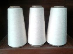 Carded OE for weaving yarn