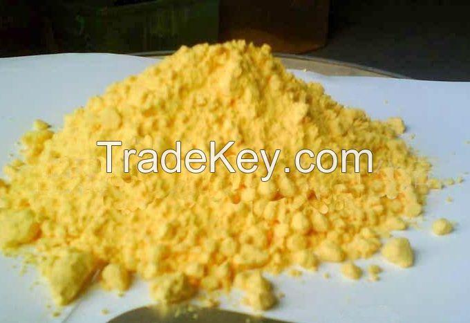 Hydrogen Peroxide 50% , Chromium Oxide,Calcium Oxide, Titanium Oxide