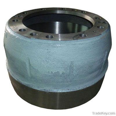 High quality brake drum for MAN