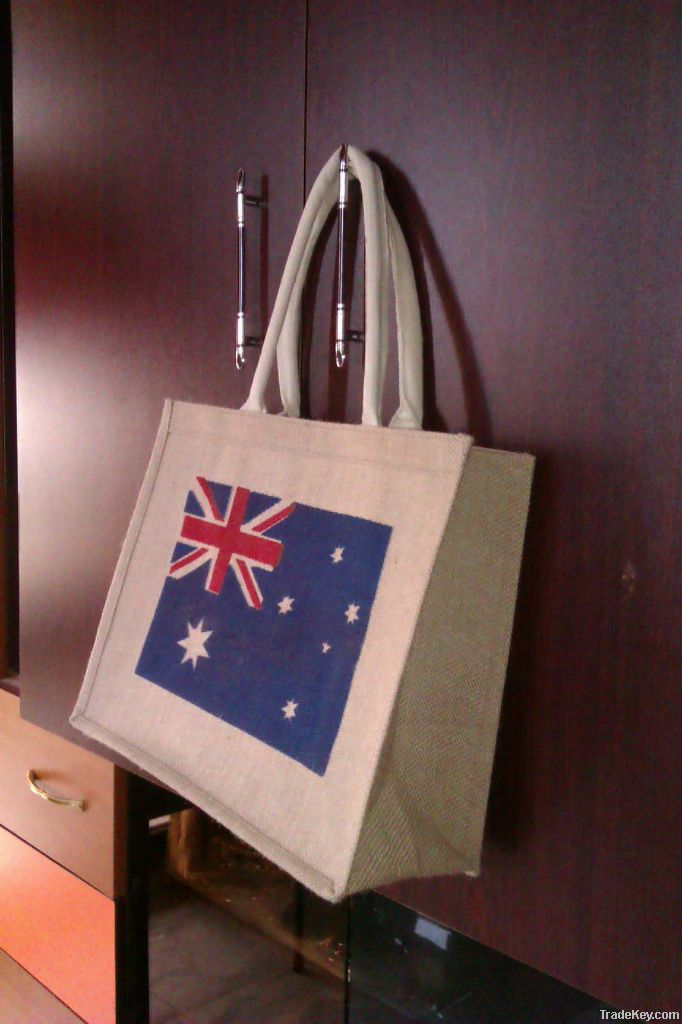 Jute Tote, Shoulder and shopping bags