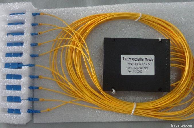 1*8 ABS Box PLC splitter