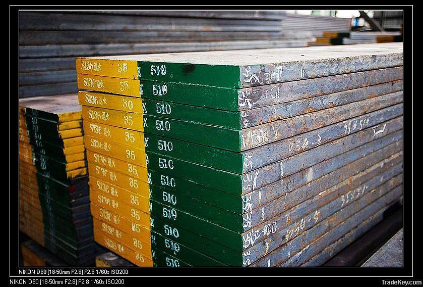 Plastic mould steel(P20+Ni/DIN1.2738/3Cr2NiMnMo)