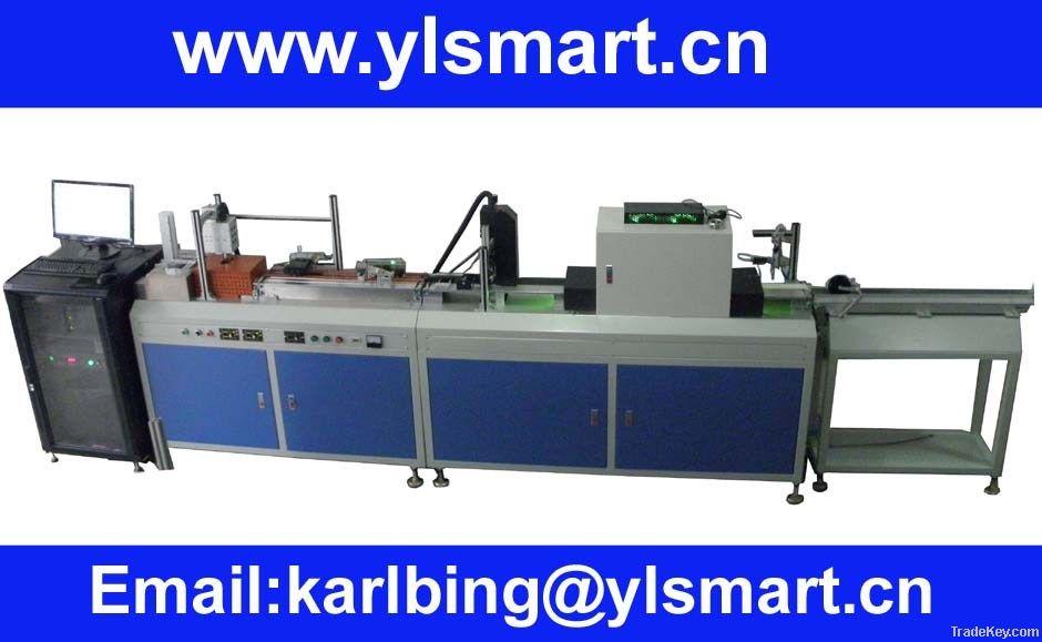 Magnetic Encoding DOD-UV Printing Line