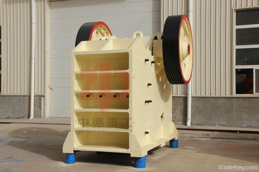 2013 new stone jaw crusher for various ores