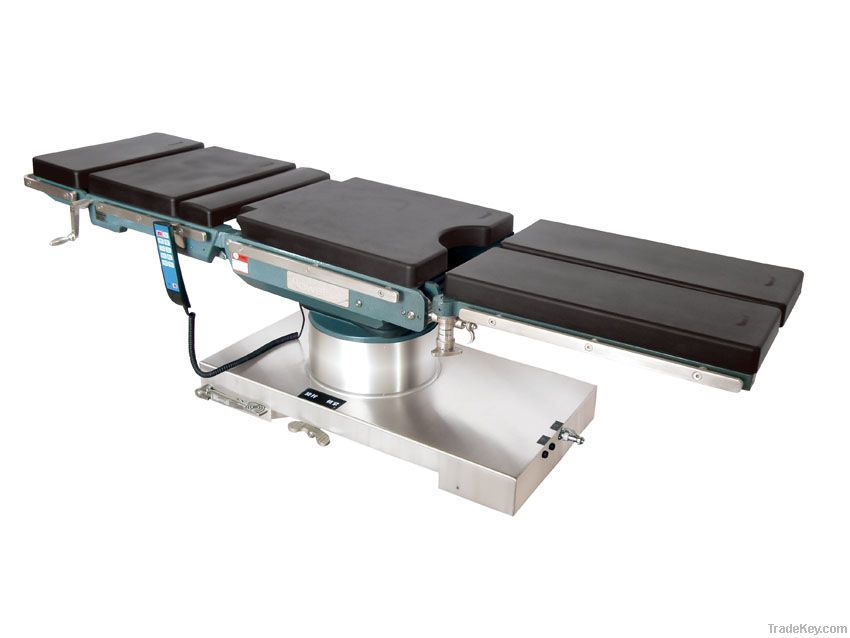 Nuerosurgical operatingtable