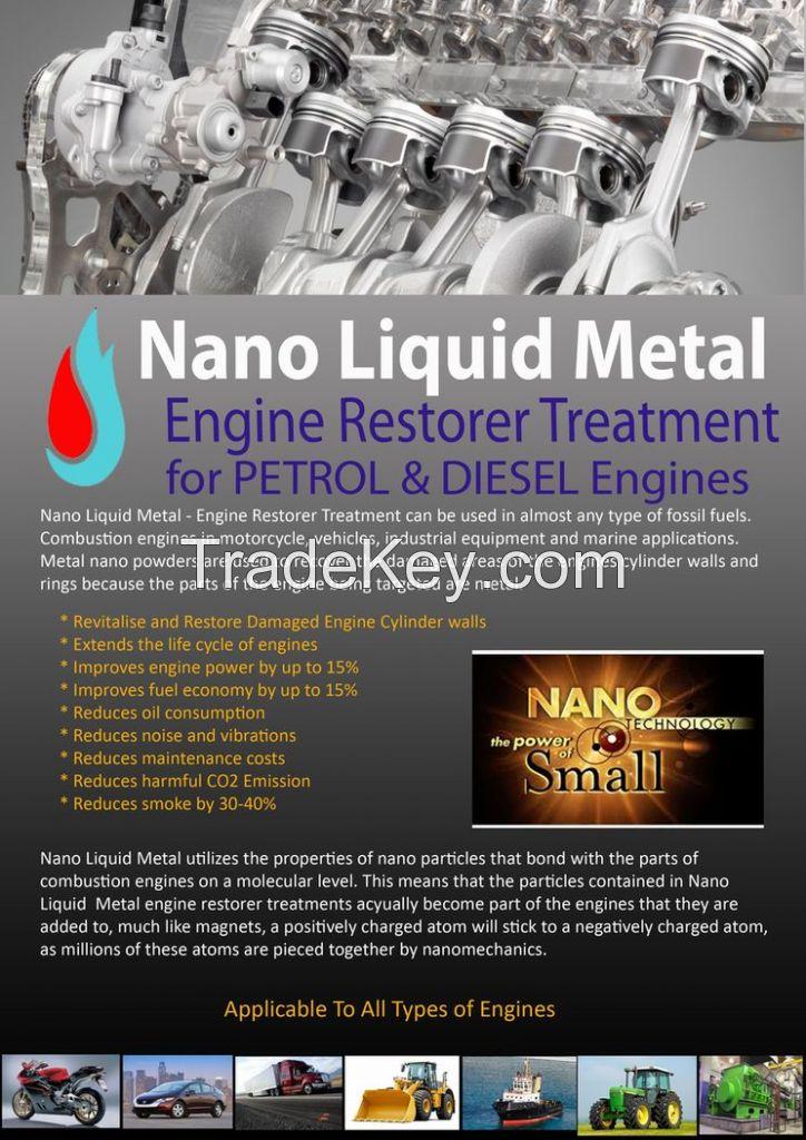 Nano Liquid Metal Engine Restorer