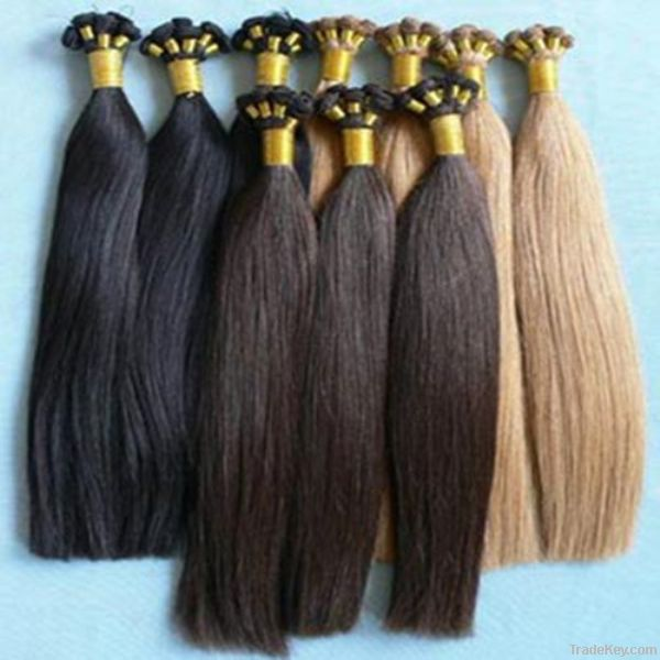 8-30 inch hot selling in China human remy virgin hair bulk