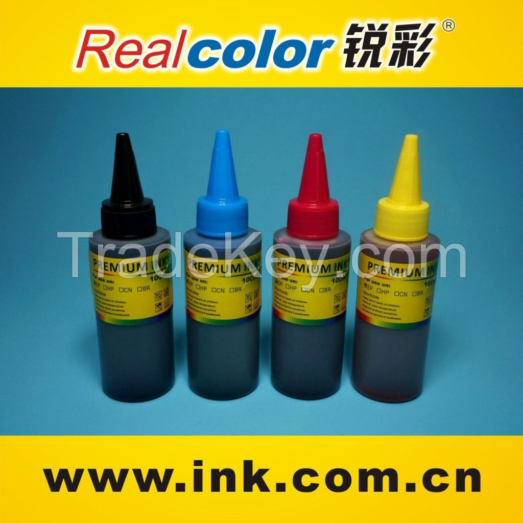 factory direct supply 100ml premium dye ink for T664