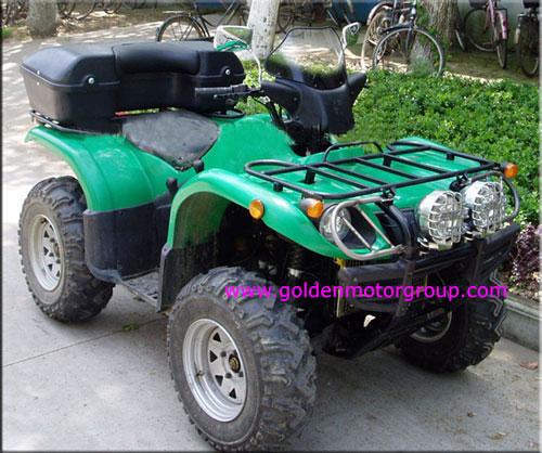 650cc EEC ATV with Mitsubishi Technology Engine