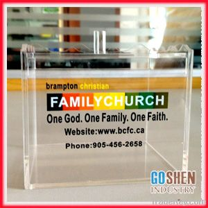 manufacture acrylic candy box