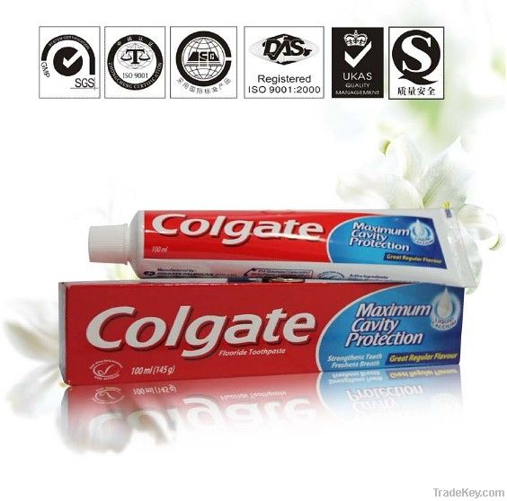 100ML Colgate toothpaste