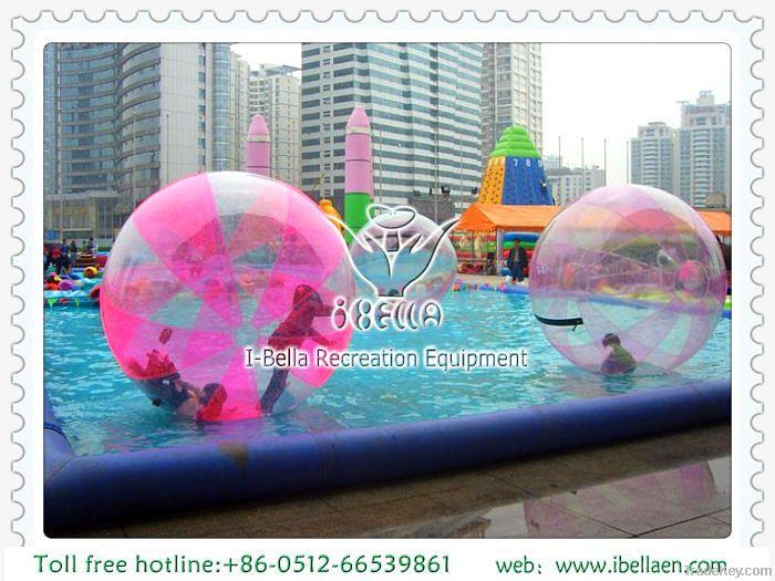 Water wlking ball