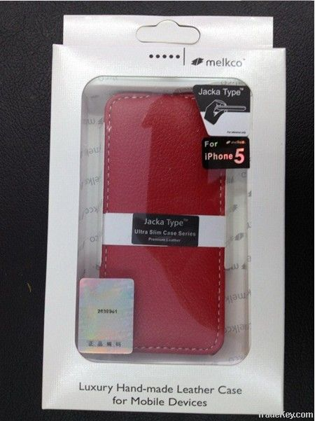 Leather Case for iphone5