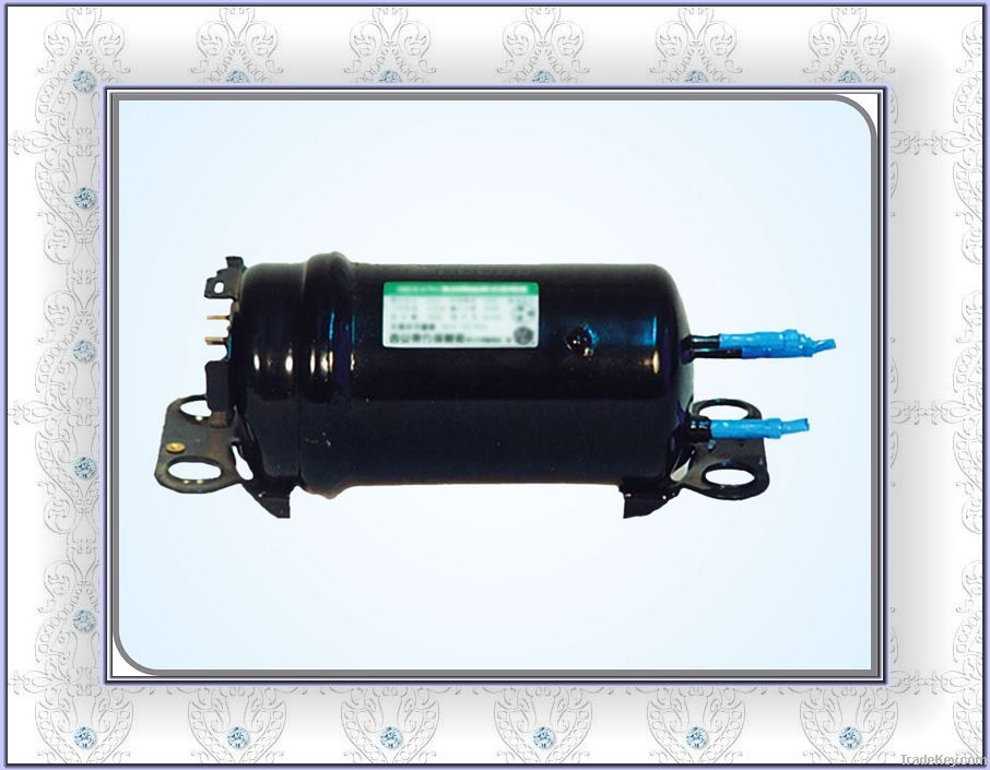 CAR-refrigeration compressor
