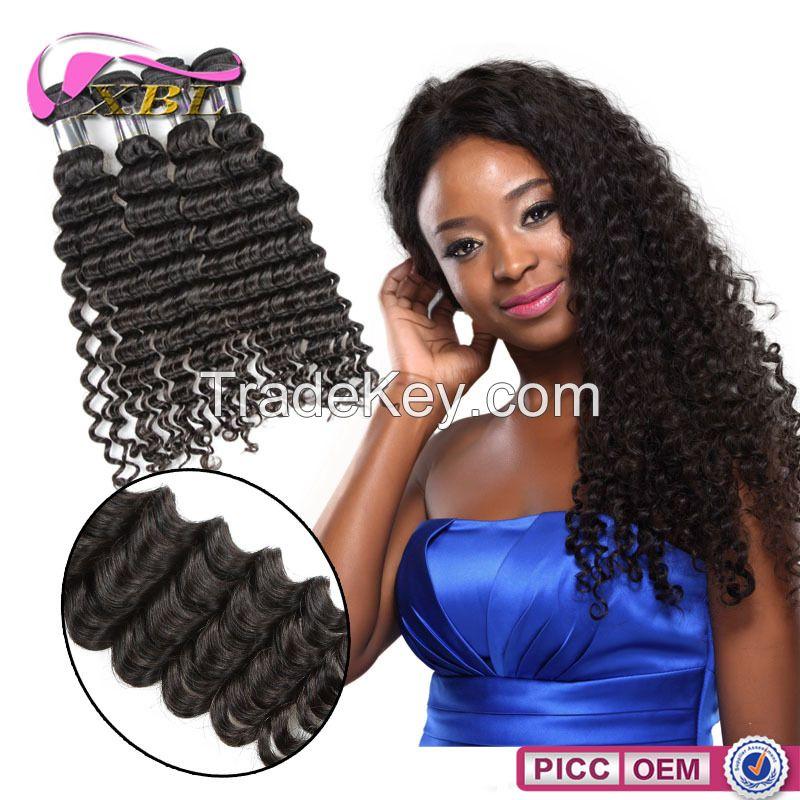 7A Grade Human Hair Chemical Free Brazilian virgin hair
