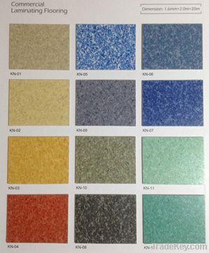 Waterproof Fireproof PVC Laminate Flooring