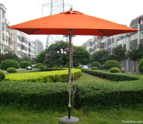 advertising market umbrella, patio umbrella, promotional umbrella