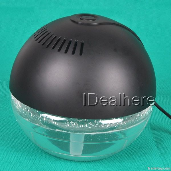 Ball Cool Mist Humidifier Air Quality Improver Diffuser+10ml Essential
