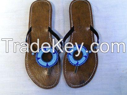Kiatu leather sandals