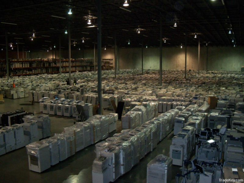 Used Photocopy Machines