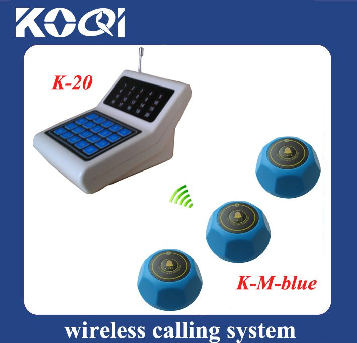 K-20 newest powerful Communication System for Restaurant