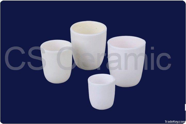 crucible ceramic crucible