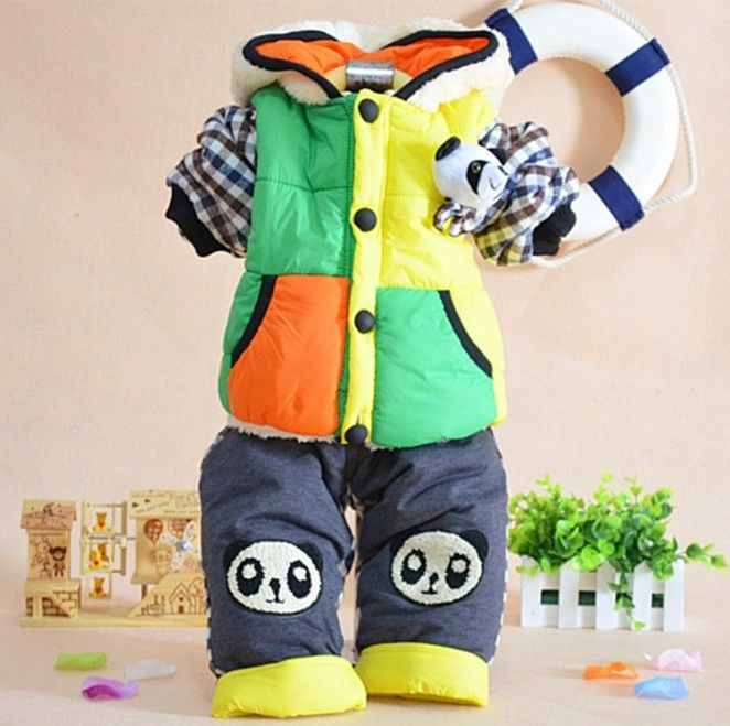 Baby Clothing Set (Autumn And Winter)