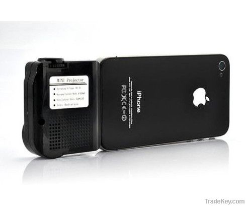 Mini Overhead Projector for iPhone iPod iPad iTouch