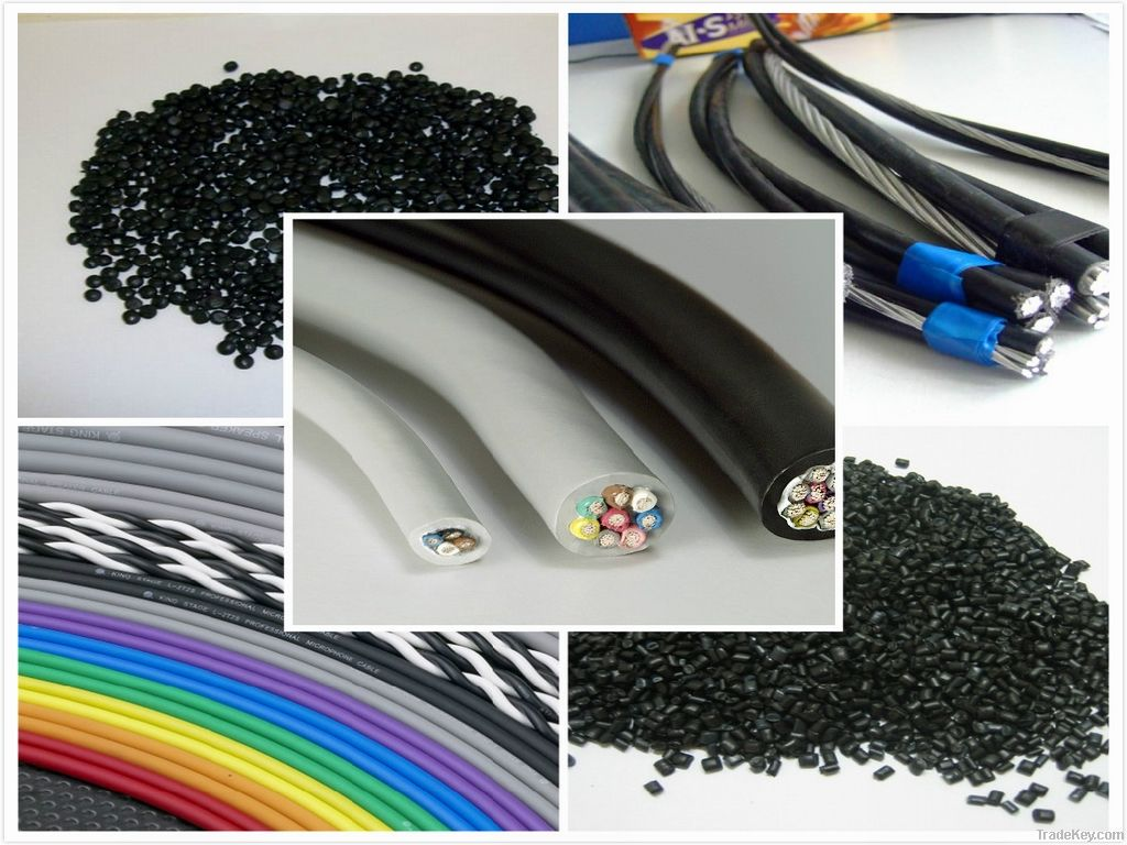 Low Density Polyethylene (LDPE) For Cable